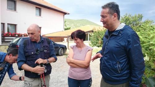 Caludio Brachino Medjugorie