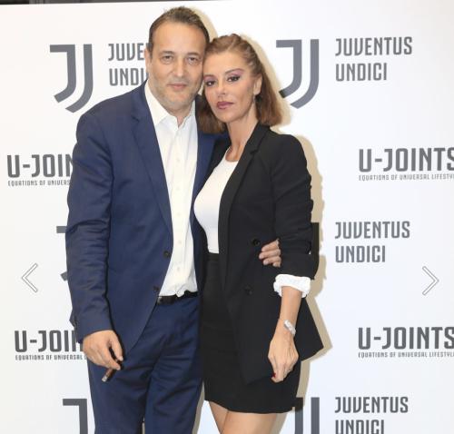 Claudio Brachino e Barbara Benedettelli