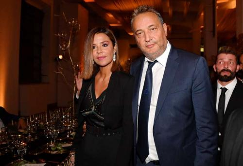 Claudio e Barbara Brachino