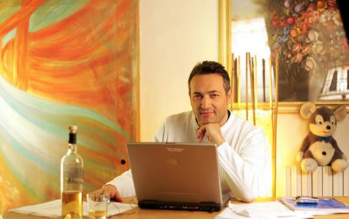 Claudio Brachino, giornalista